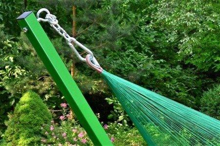Stelaż do hamaka (zielony)